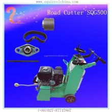 walk behind handheld factory custom-designed COHLER CH440 engine Japanese bearings gasoline asphalt concrete road cutter