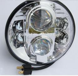 "Guangzhou Opplight round headlight motorcycle harley /headlight 7"" harley"