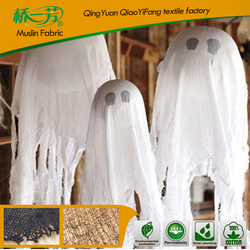 Promotion halloween shopping bag skeleton decoration felt tote bag