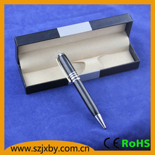 Jiangxin fountain pen shape ball pen tip with laser and led light