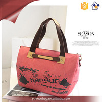 high quality design backpack laptop bags women canvas tote bag shoulder bags