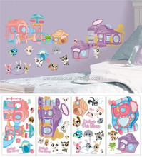 Custom nursery wall graphics
