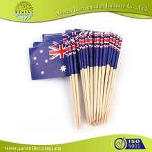 Popular chile toothpick flag wholesale