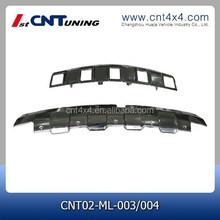 car exterior accessories skid plate bumper guard for ML350