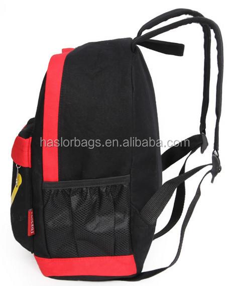 Vente chaude haute sac à dos de l'élève de l'école pour les adolescents