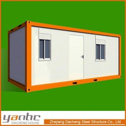 Prefabricated Lovely Movable Portable Flat Pack Container for sale