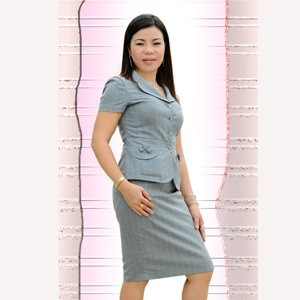 Women corporate uniform buy corporate uniform work for Spa uniform indonesia