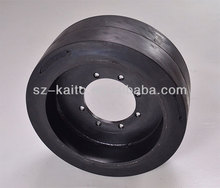 solid tyre for vibro roller