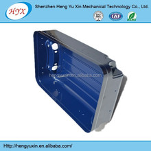 Wholesale hot selling thermoforming plastic travel trolley bags suitcase parts