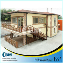 PNG Luxury two-storey prefabricated Villa home