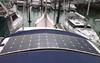 marine flexible solar 50w 60w 90w thin film solar panel