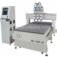 HG-1325-3S Factory directly supply high precision cnc furniture carving machinery