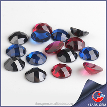 fantastic several colors round faceted cut loose gemstones price