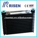 de aluminio soldadas intercambiador de calor aire