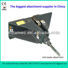 hydraulic breaker for skid steer loader,skid loader attachment,bobcat attachment