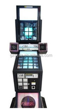 coin operated music game machines-- Magic 3