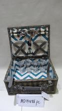 wicker basket picnic basket gifts wholesale