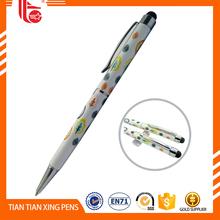 Oil ball pen,colorful ball pen,cheap metal ball point pen