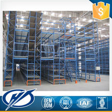Factory Direct Price Personalized Best Favorable Multi-Layer Storage Mezzanine Racking Wearings