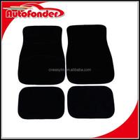 Black car Floor mat car Carpet ,designer car mat,car seat mat
