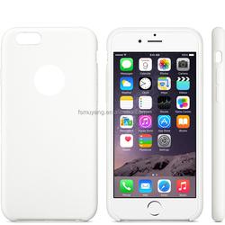 Original Genuine Rubber Soft Silicone Gel Skin Matte Bumper TPU Case for iPhone 6