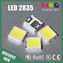 High quality 23lm white 2835 smd led 2835 sanan chip