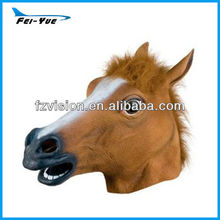 Creepy Horse Mask, Customized Halloween Horse Head Mask