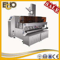 Excellent Automatic Meat Rotary Vacuum Filling Sealing Bag Packer