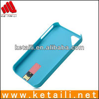 High quality cell phone case with USB card