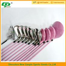 carbon fiber rubber grip golf club