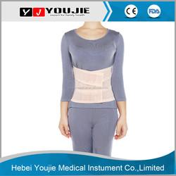 D04 elastic waist slim belt training belt trimmer belt for slim abdominal