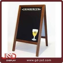 Customized advertising blackboard, standing blackboard, folding blackboard