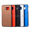 Carbon Fiber Leather Coated Cover Hard Case for Samsung Galaxy Note 5