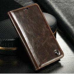 For Samsung S5 mini Leather Case, Stand CaseMe Phone Case for Samsung Galaxy S5 mini, for Galaxy S5 mini Case
