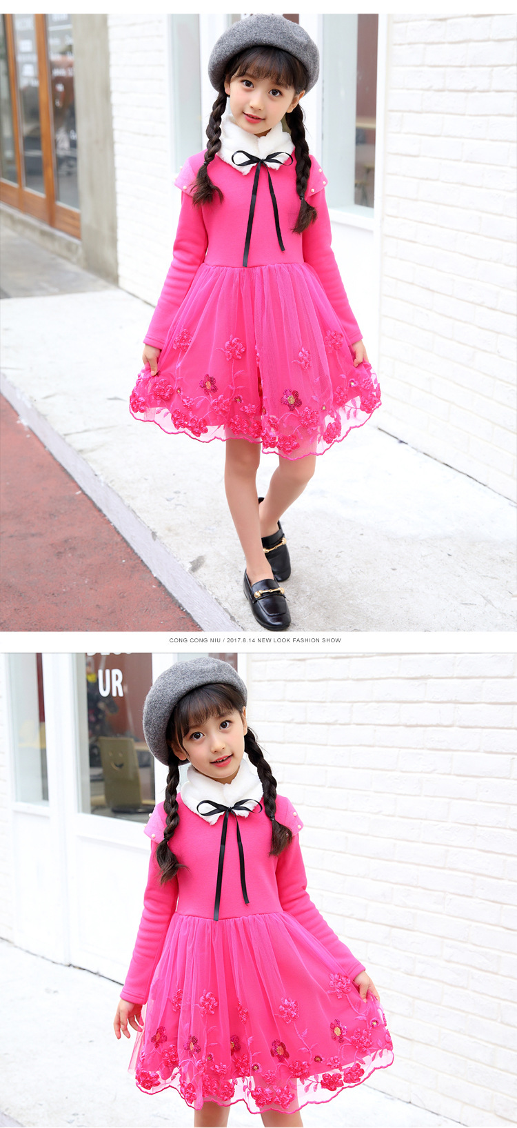 Verano mangas largas por encargo vestido niños princesa 12 años ...