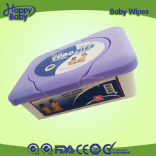 Disposable eyeglass wipes disposable baby wet wipes in factory
