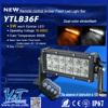high power led light bar 36w 7.5 inch,strobe flash car driving lights led offroad light