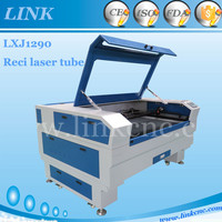 LINK Brand co2 laser machine 1290/ 1290 co2 laser engraving cutting machine engraver 80w