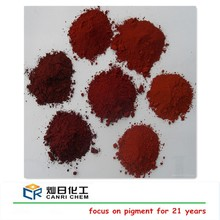 on sale fine powder iron oxide red 110 120 130 190 (ci77491)