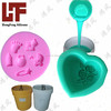 liquid silicone for cake mold making FDA food grade silicone rubber