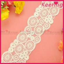 cord lace fabric,embroidery lace for wedding invitations WLC-203