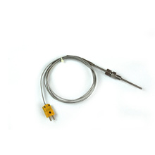 Chemical Industrial Design R type thermocouple with fixable thread