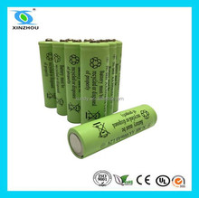 7.2v 1100mah ni-mh rechargeable battery packs