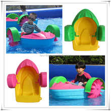 2015 Factory Sales Low Price Swimming Pool Fwulong Kids Paddle boat