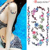 5 sheets Temporary Tattoo sticker water Transfer Decal tattoo for body