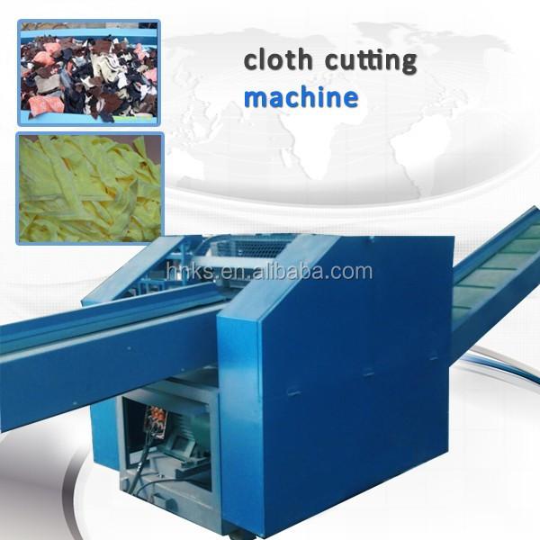 cloth shredder machine