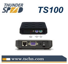 China Supplier Multi User Cheap Thin Client N130 with PS/2 Port Max Support 30 Users