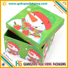 Full color origami box instructions with custom logo hot selling in alibaba