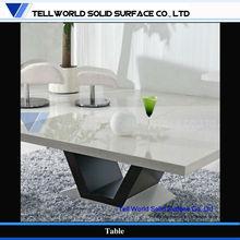 Morden and Beauty salon coffee/tea table (Model:TW-MATB-070)