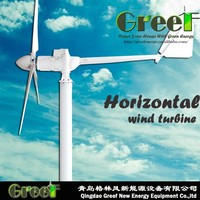 Wind generator charge for electric bike 3kw small windmill generator home use